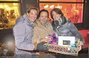 Lichterketten Charity - Tuchlauben - Di 29.11.2011 - 2