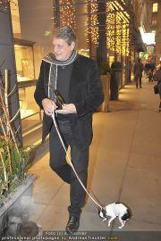 Lichterketten Charity - Tuchlauben - Di 29.11.2011 - 22