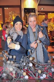 Lichterketten Charity - Tuchlauben - Di 29.11.2011 - 24