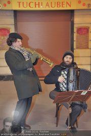 Lichterketten Charity - Tuchlauben - Di 29.11.2011 - 29