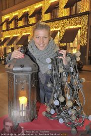 Lichterketten Charity - Tuchlauben - Di 29.11.2011 - 31