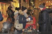Lichterketten Charity - Tuchlauben - Di 29.11.2011 - 33