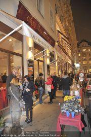 Lichterketten Charity - Tuchlauben - Di 29.11.2011 - 35