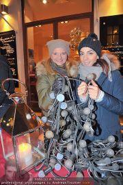 Lichterketten Charity - Tuchlauben - Di 29.11.2011 - 4