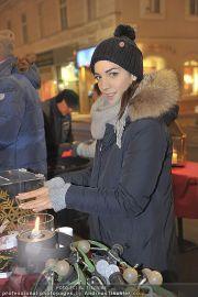 Lichterketten Charity - Tuchlauben - Di 29.11.2011 - 40