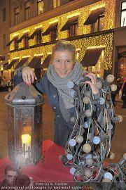 Lichterketten Charity - Tuchlauben - Di 29.11.2011 - 5