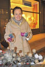 Lichterketten Charity - Tuchlauben - Di 29.11.2011 - 8
