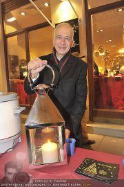 Lichterketten Charity - Tuchlauben - Di 29.11.2011 - 9
