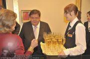Doktorats Feier - Hotel Sacher - Do 01.12.2011 - 16