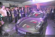 911er Präsentation - Porsche Liesing - Fr 02.12.2011 - 133