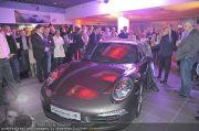 911er Präsentation - Porsche Liesing - Fr 02.12.2011 - 27
