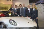 911er Präsentation - Porsche Liesing - Fr 02.12.2011 - 3