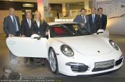911er Präsentation - Porsche Liesing - Fr 02.12.2011 - 44