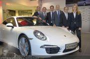 911er Präsentation - Porsche Liesing - Fr 02.12.2011 - 45
