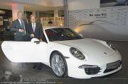 911er Präsentation - Porsche Liesing - Fr 02.12.2011 - 47