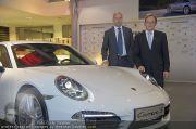 911er Präsentation - Porsche Liesing - Fr 02.12.2011 - 48