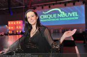 Cirque Nouvel - Arena Nova - Mi 07.12.2011 - 10