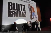 Bludzbrüdaz Premiere - Lugner Kinocity - Fr 16.12.2011 - 110