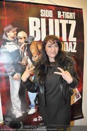 Bludzbrüdaz Premiere - Lugner Kinocity - Fr 16.12.2011 - 16