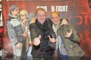 Bludzbrüdaz Premiere - Lugner Kinocity - Fr 16.12.2011 - 18