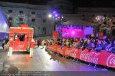 Coca Cola - Schwarzenbergplatz - Sa 17.12.2011 - 11