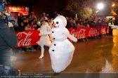 Coca Cola - Schwarzenbergplatz - Sa 17.12.2011 - 19