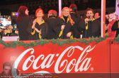 Coca Cola - Schwarzenbergplatz - Sa 17.12.2011 - 22