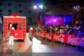 Coca Cola - Schwarzenbergplatz - Sa 17.12.2011 - 23