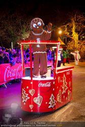 Coca Cola - Schwarzenbergplatz - Sa 17.12.2011 - 8