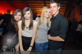 FTC Clubbing - Holzhalle Tulln - Sa 29.01.2011 - 2
