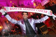Dancer against Cancer - Hofburg - Sa 09.04.2011 - 12