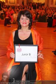 Dancer against Cancer - Hofburg - Sa 09.04.2011 - 120