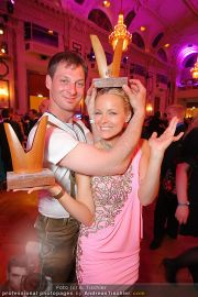 Dancer against Cancer - Hofburg - Sa 09.04.2011 - 2