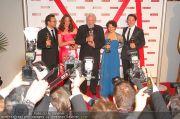 Romy Gala - Awards - Hofburg - Sa 16.04.2011 - 12
