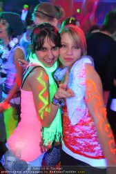 Neon Party - MQ Hofstallung - Sa 29.01.2011 - 10