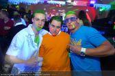 Neon Party - MQ Hofstallung - Sa 29.01.2011 - 11