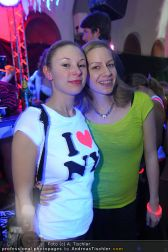 Neon Party - MQ Hofstallung - Sa 29.01.2011 - 21