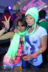 Neon Party - MQ Hofstallung - Sa 29.01.2011 - 34