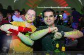 Neon Party - MQ Hofstallung - Sa 29.01.2011 - 7