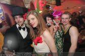 STA Travel Gschnas - MQ Hofstallung - Di 08.03.2011 - 1