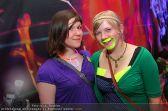 Neon Party - MQ Hofstallung - Sa 12.03.2011 - 14