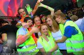 Neon Party - MQ Hofstallung - Sa 12.03.2011 - 2