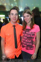 Neon Party - MQ Hofstallung - Sa 12.03.2011 - 23