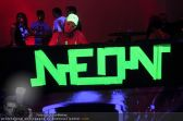 Neonparty - MQ Hofstallung - Mi 22.06.2011 - 22