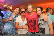 Club Fusion & Disaster - Babenberger Passage - Fr 17.06.2011 - 23