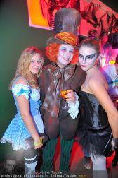 Halloween - Platzhirsch - Mo 31.10.2011 - 16