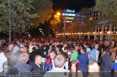 Party inkl. Bombendrohung - Praterdome - Sa 16.04.2011 - 9