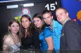 Partynacht (Gäste) - Praterdome - Di 25.10.2011 - 1