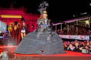 Lifeball Fashionshow - Rathaus - Sa 21.05.2011 - 11