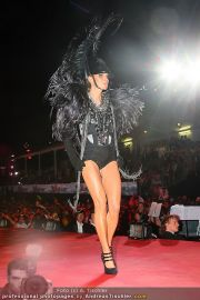 Lifeball Fashionshow - Rathaus - Sa 21.05.2011 - 14